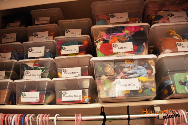 Toy Kids Closet Organization (3)